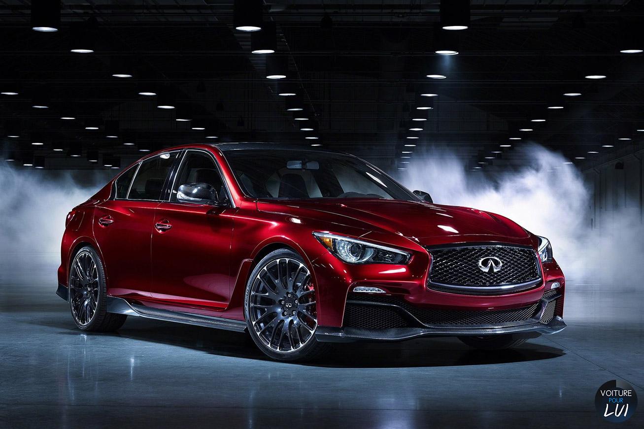 Les nouvelles photos de : Q50-Eau-Rouge-Concept