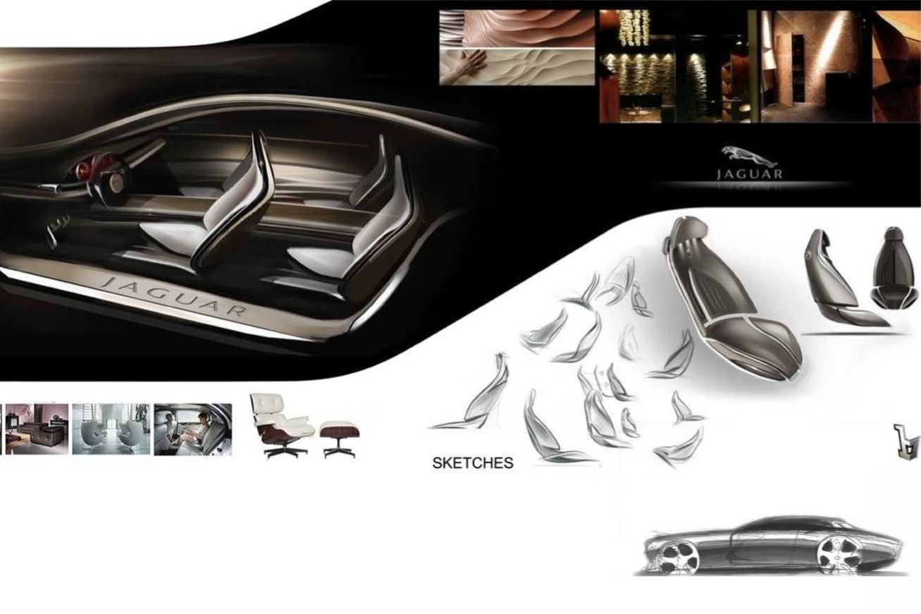 Jaguar B99 Concept 2011