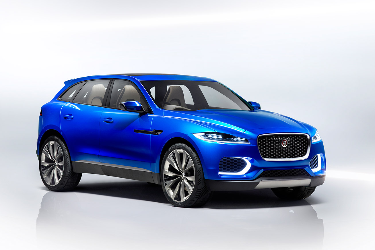 Nouvelle photo : JaguarCX17