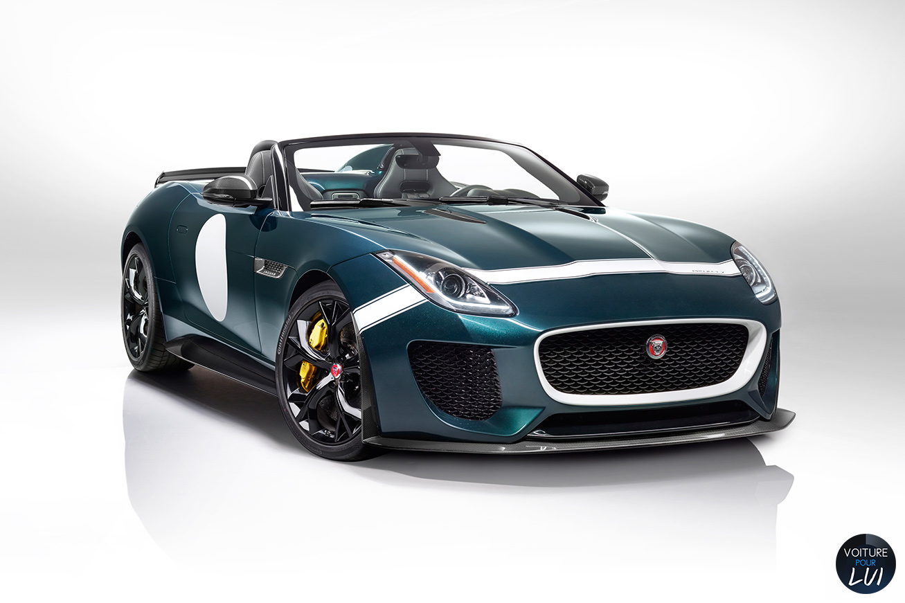 Nouvelle photo : JaguarF-Type-Project-7