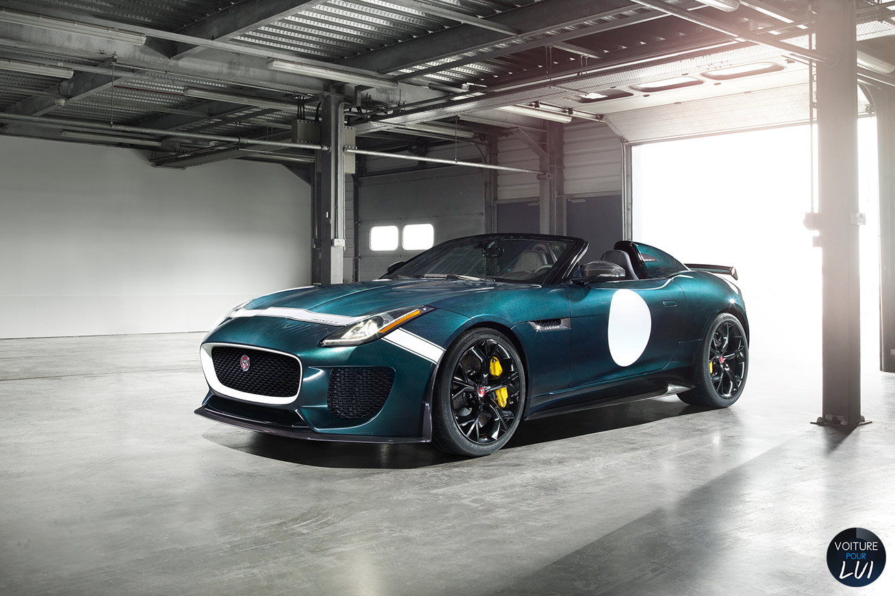 F Type Project 7