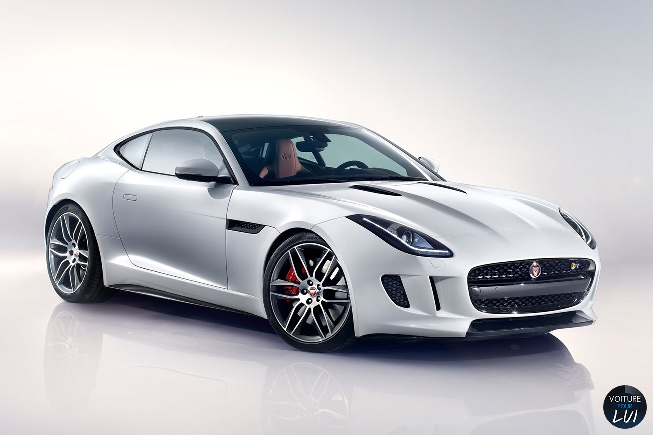 Nouvelle photo : JaguarF-Type-R-Coupe