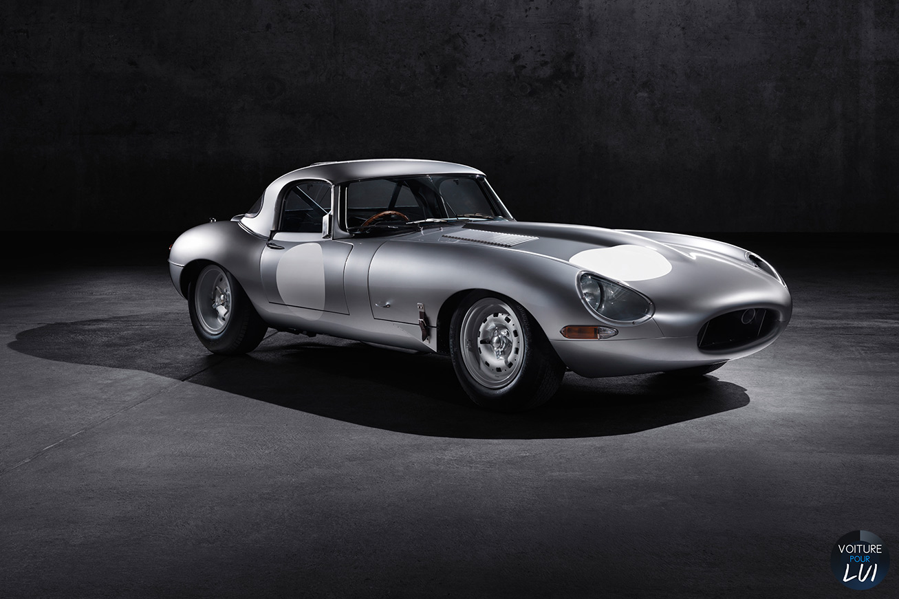Nouvelle photo : JaguarLightweight-E-Type