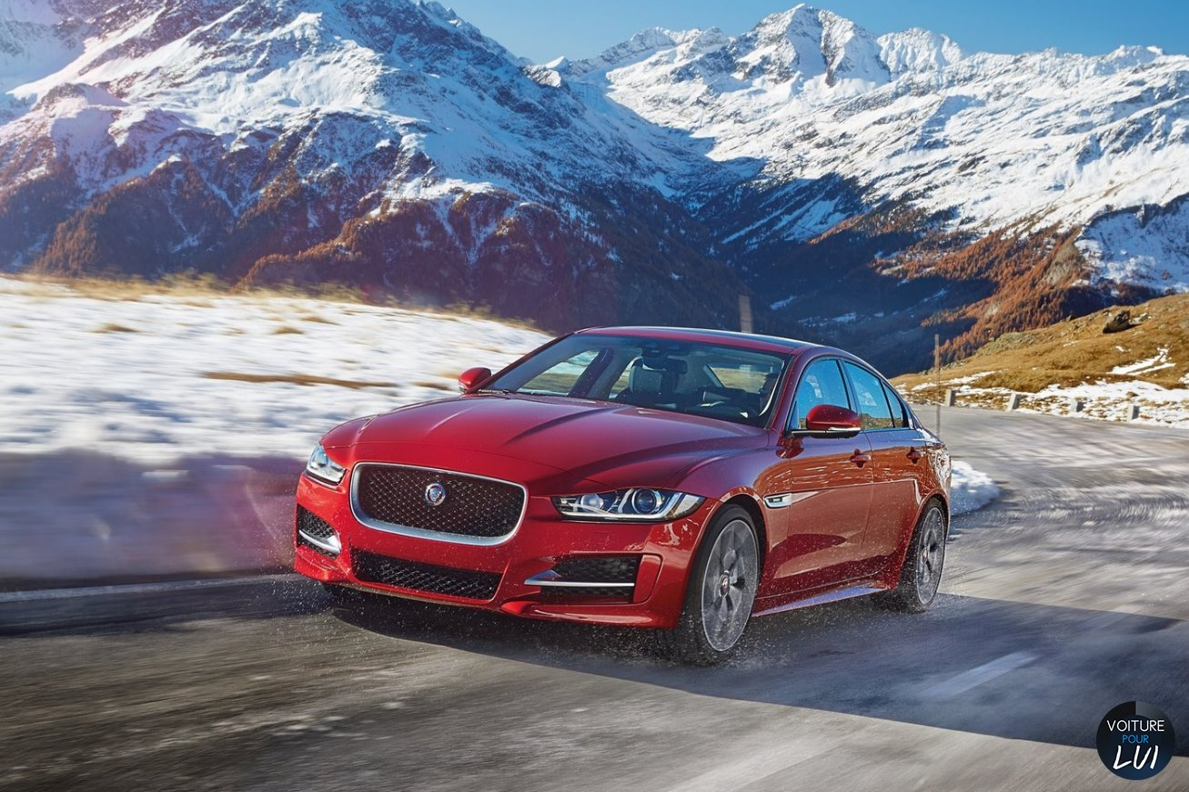 Nouvelle photo : JaguarXE-AWD-2017