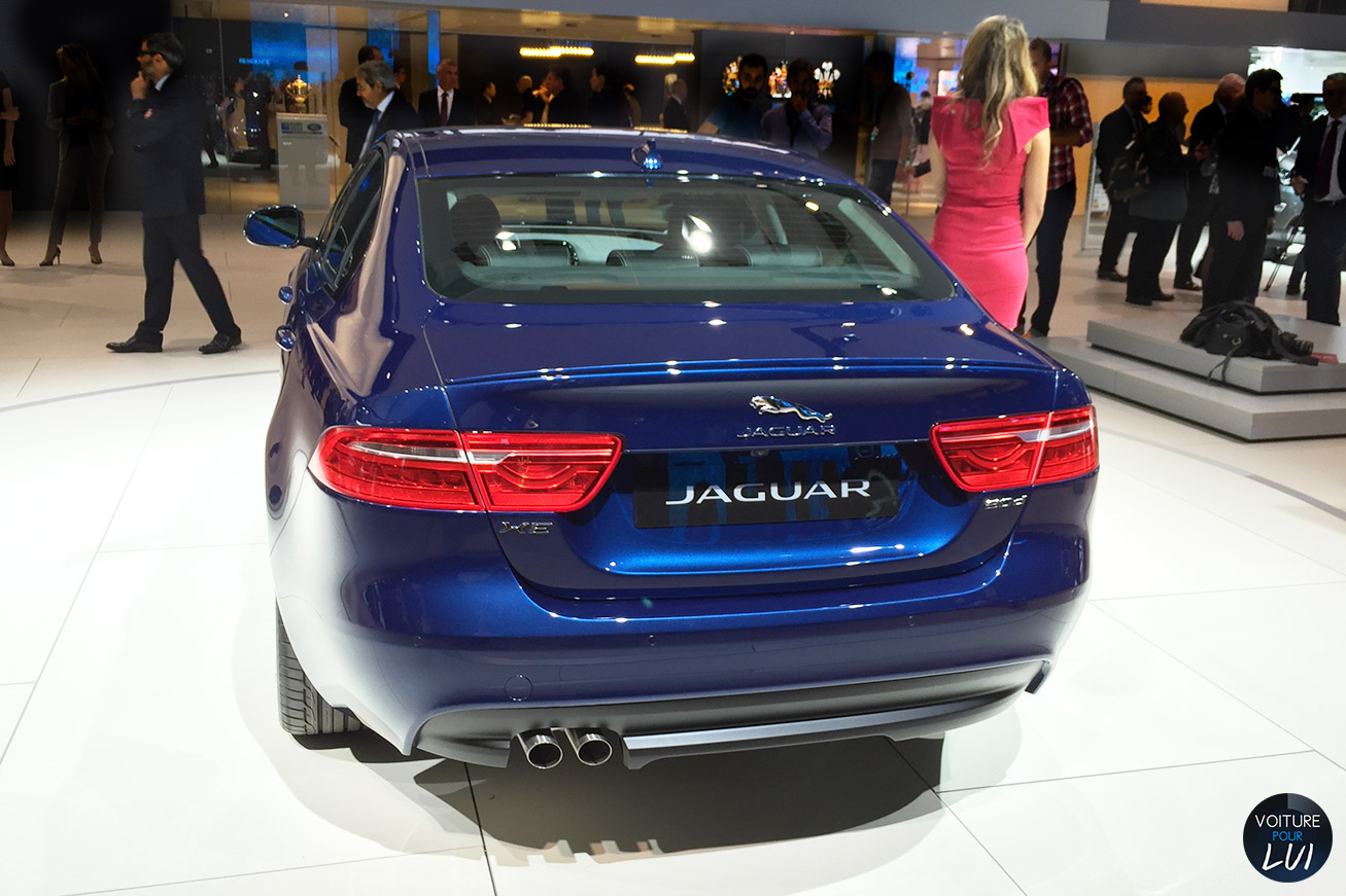 Jaguar XE Mondial Auto 2014
