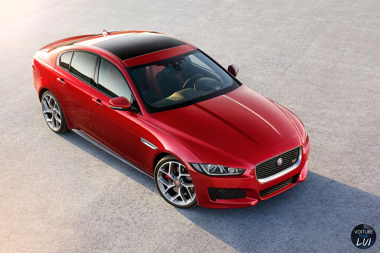 Nouvelle photo : JaguarXE-S