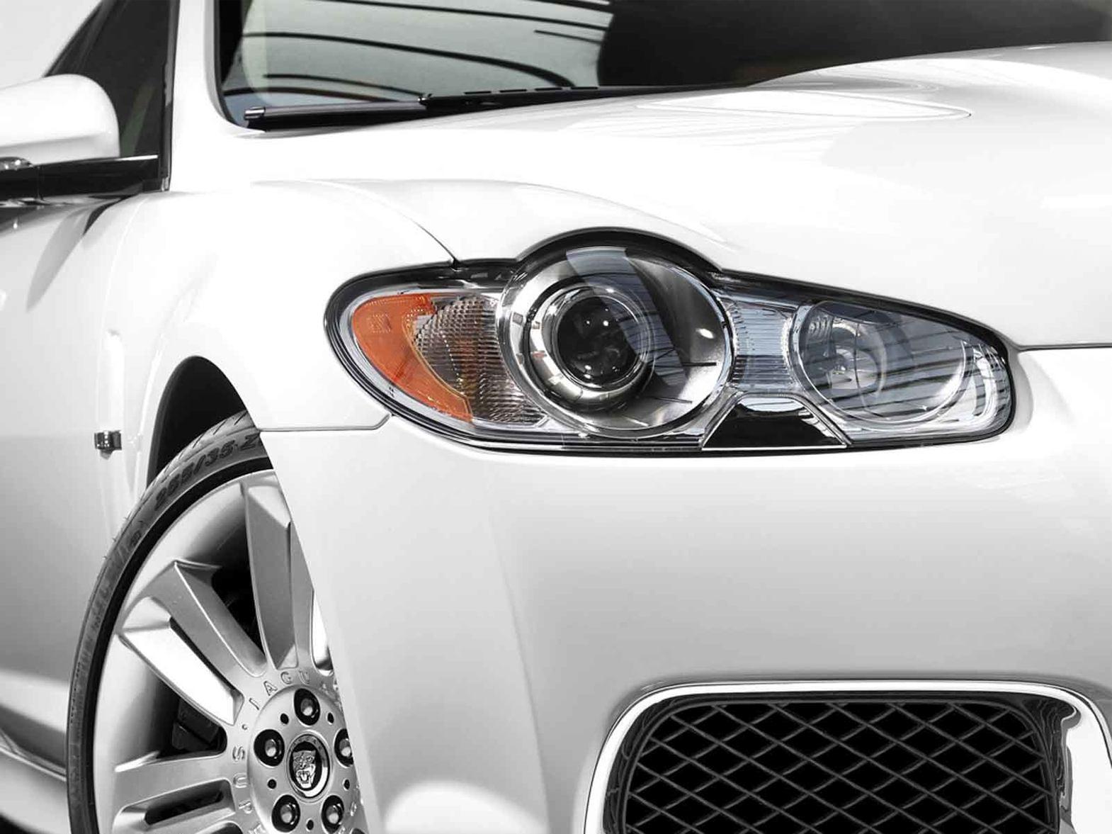 Jaguar XFR 2009