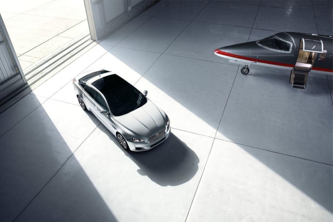Jaguar XJ Ultimate