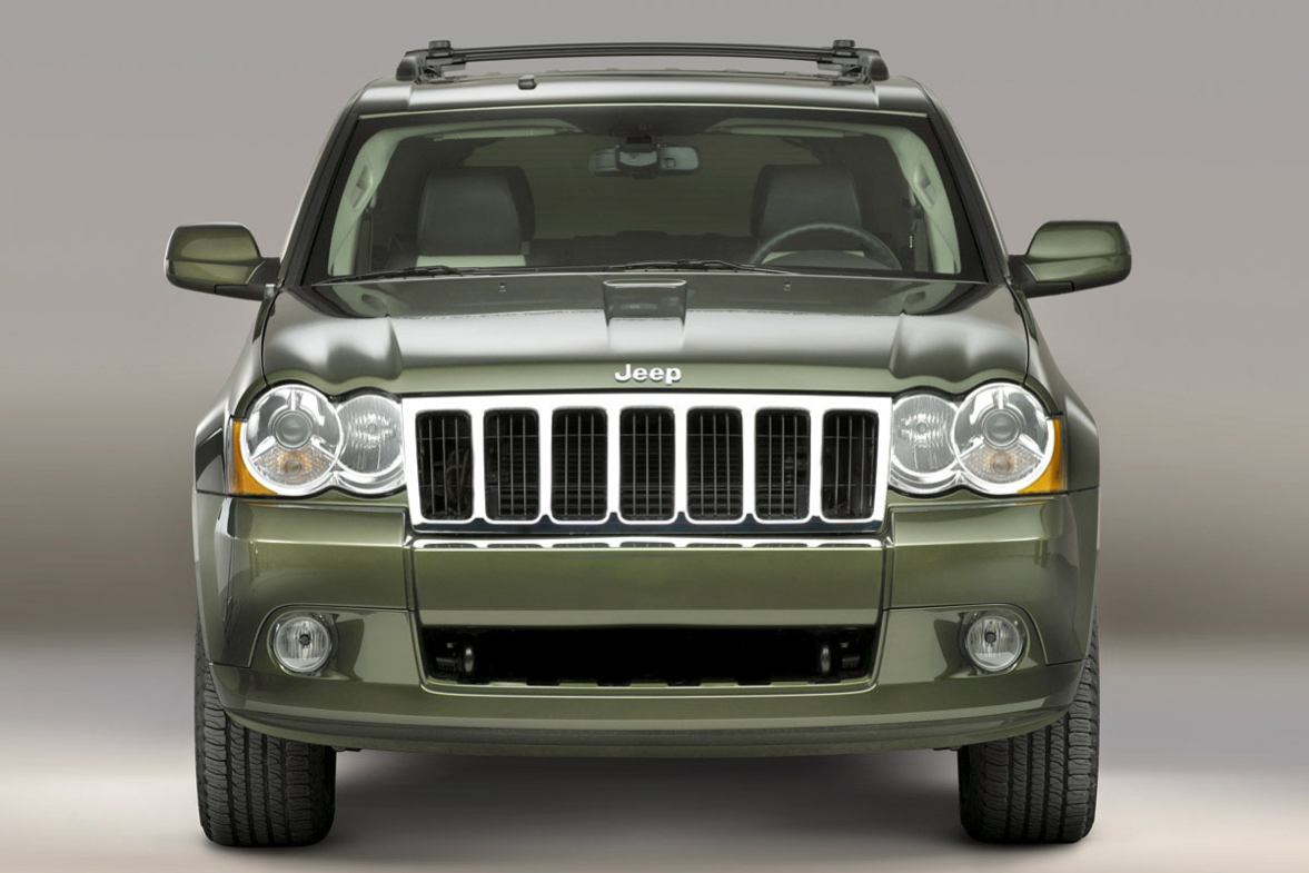 Jeep Grand-Cherokee photo