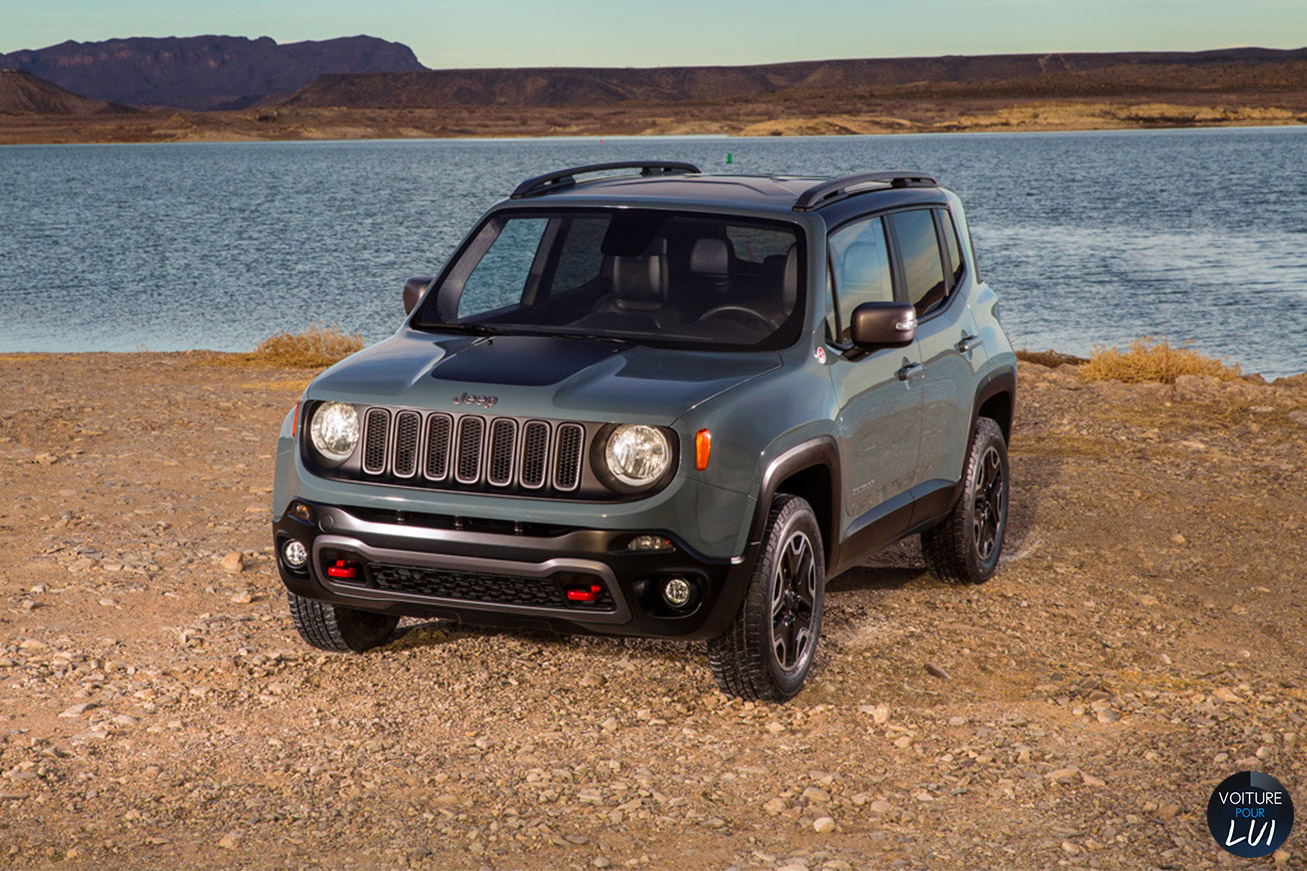 Jeep Renegade-2015