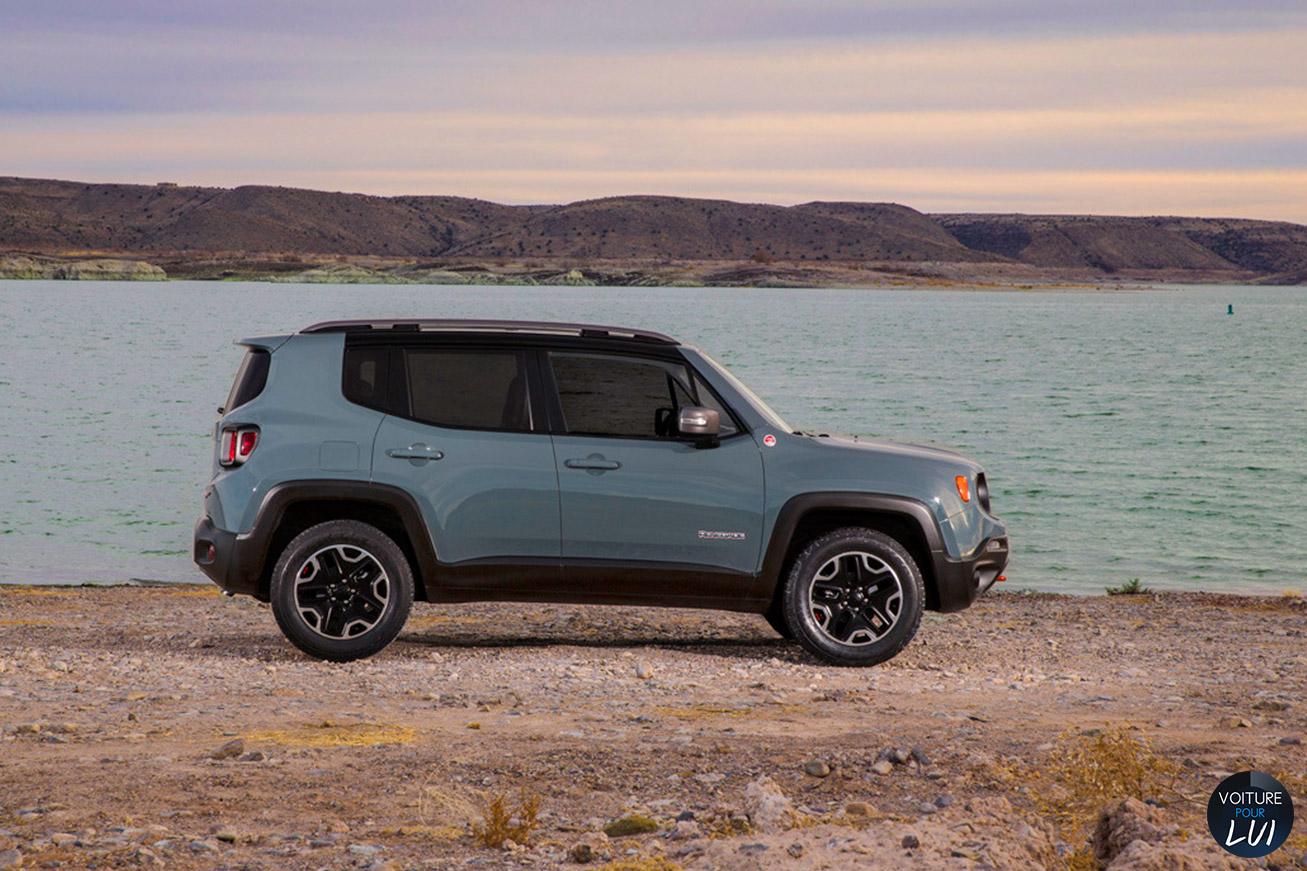 image jeep renegade 2015 voiture pour lui. Black Bedroom Furniture Sets. Home Design Ideas