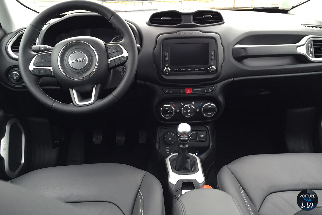jeep renegade interieur of interieur jeep renegade