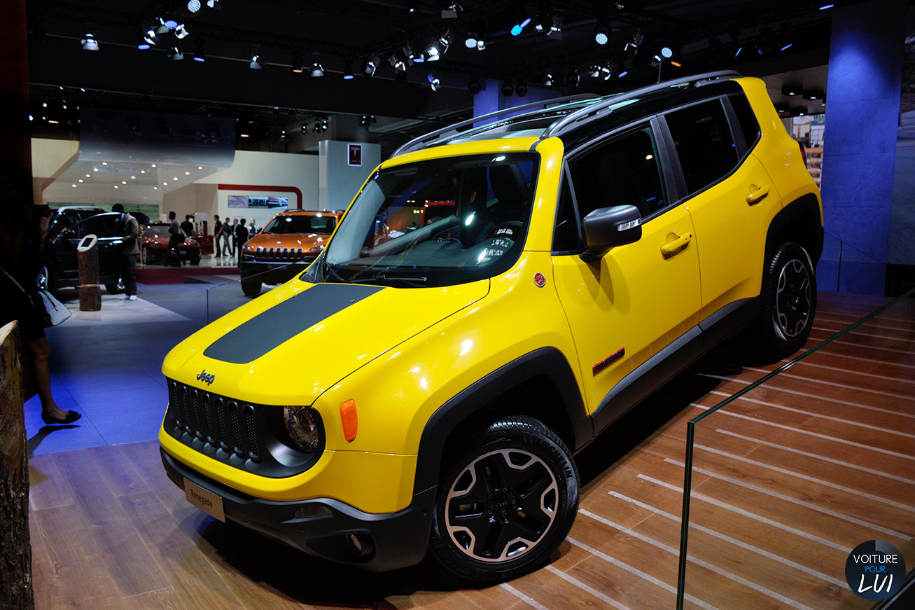 Nouvelle photo : JeepRenegade-Mondial-Auto-2014