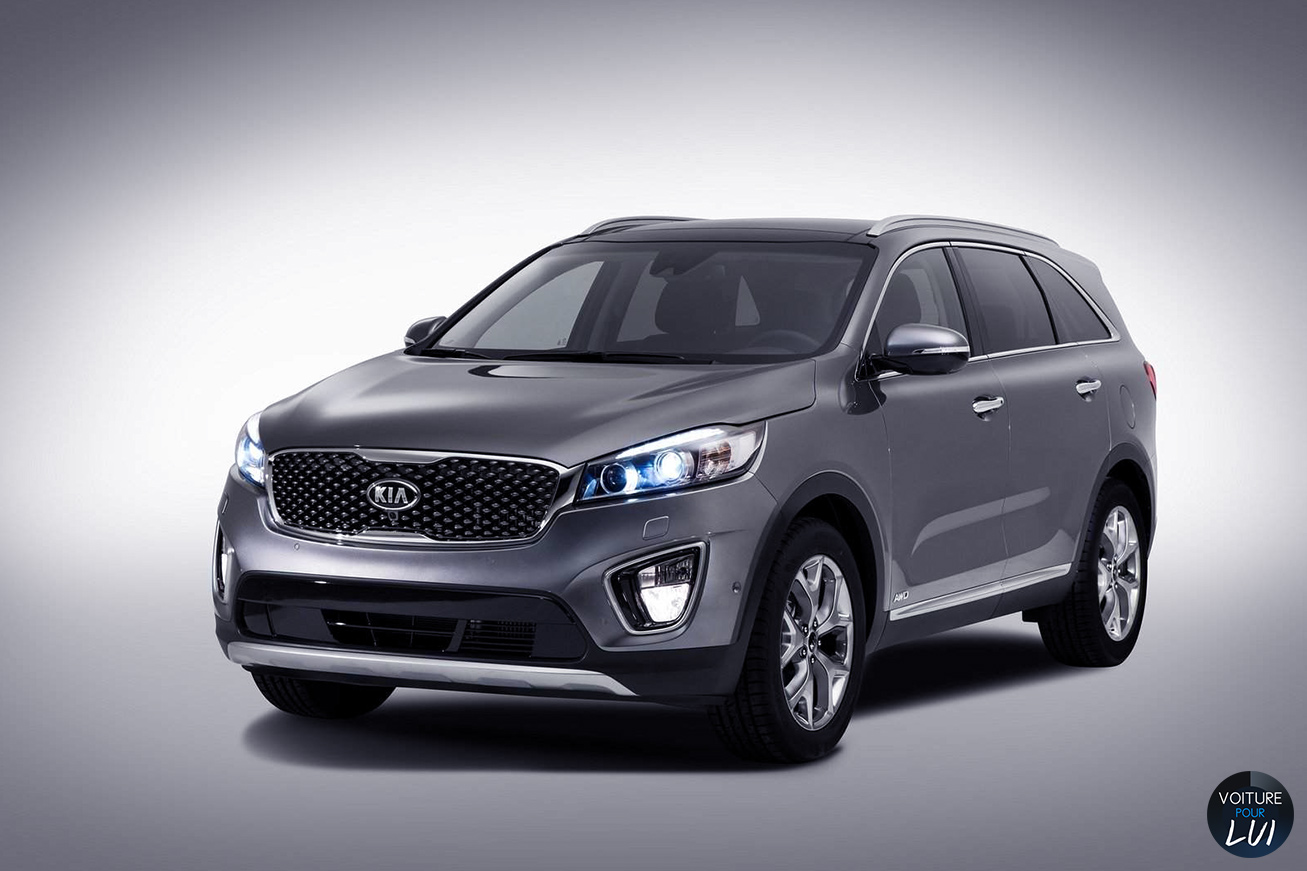 Nouvelle photo : KiaSorento-2015