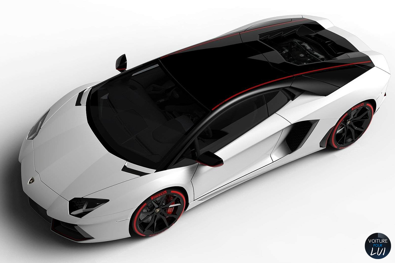 Nouvelle photo : LamborghiniAventador-LP700-4-Pirelli-Edition