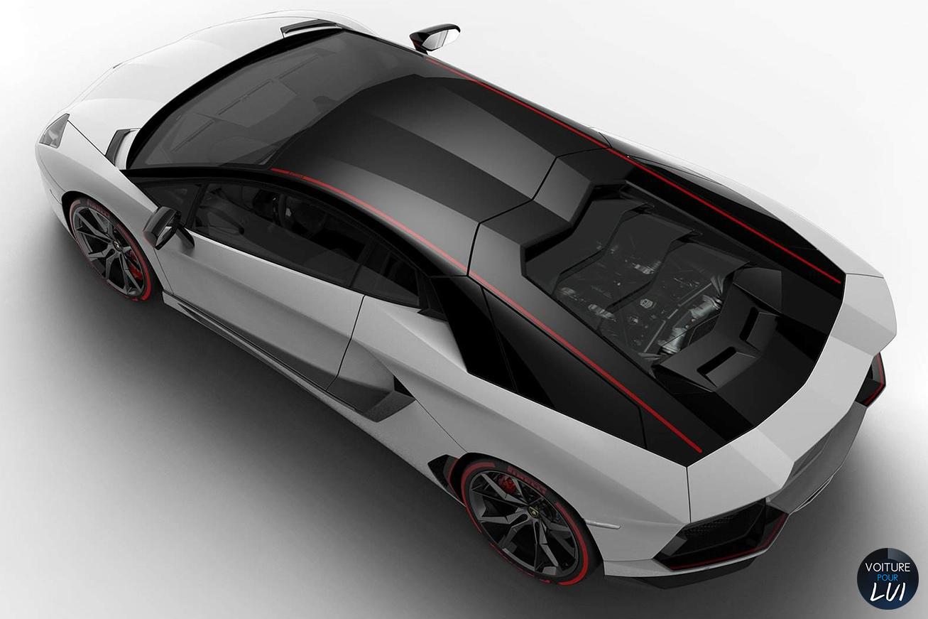 Lamborghini Aventador LP700 4 Pirelli Edition
