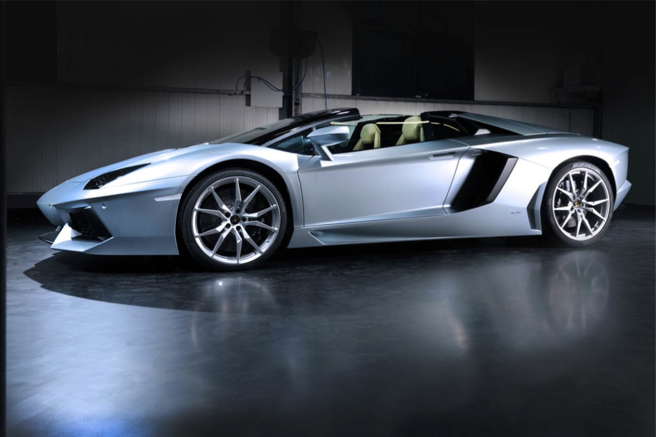 Nouvelle photo : LamborghiniAventador-Roadster