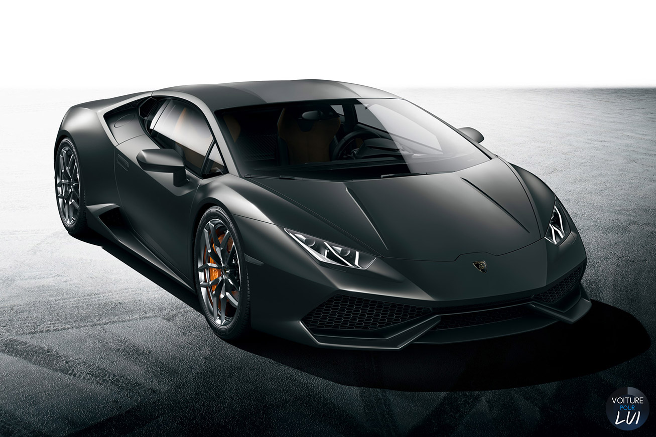 Nouvelle photo : LamborghiniHuracan-LP610-4