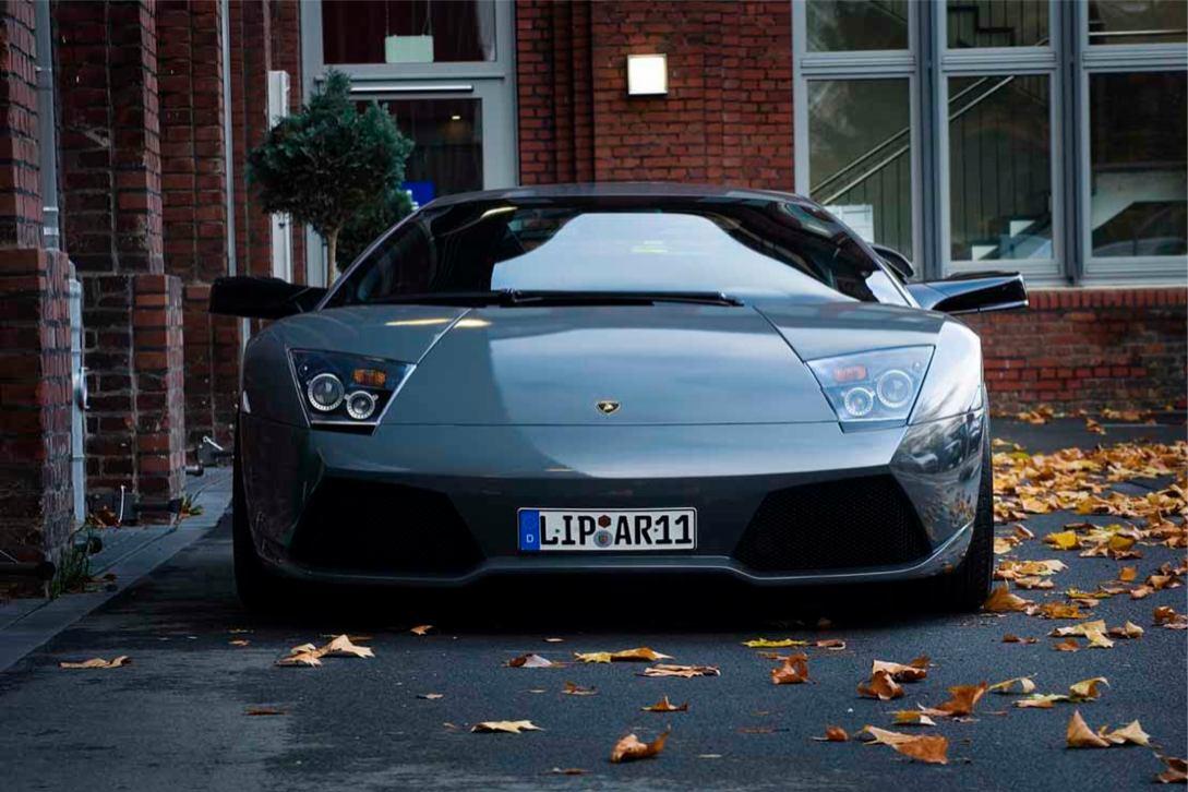 Lamborghini Murcielago LP640 Nardo