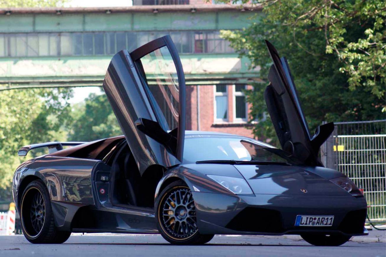 Lamborghini Murcielago LP710 2 Edo