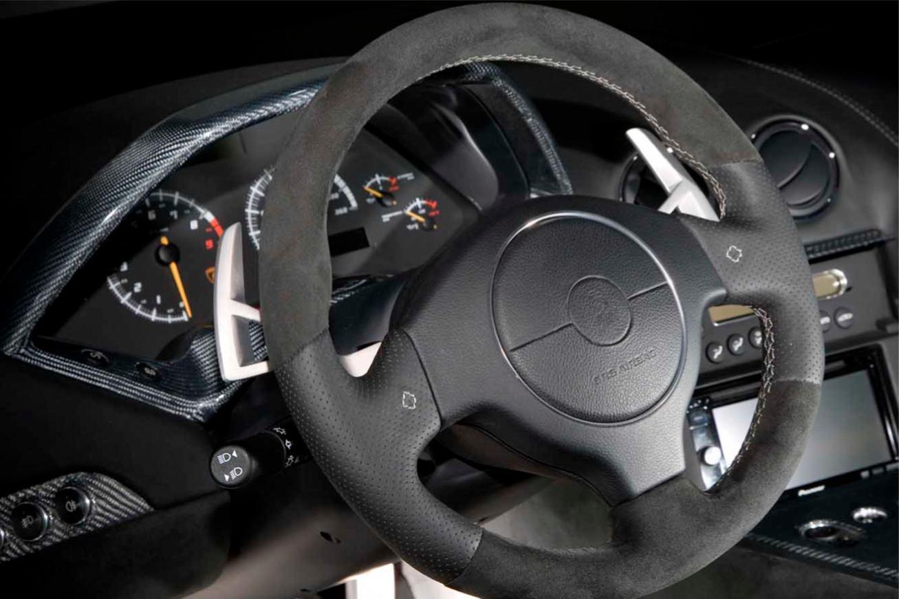 Lamborghini Murcielago LP710 Audigier