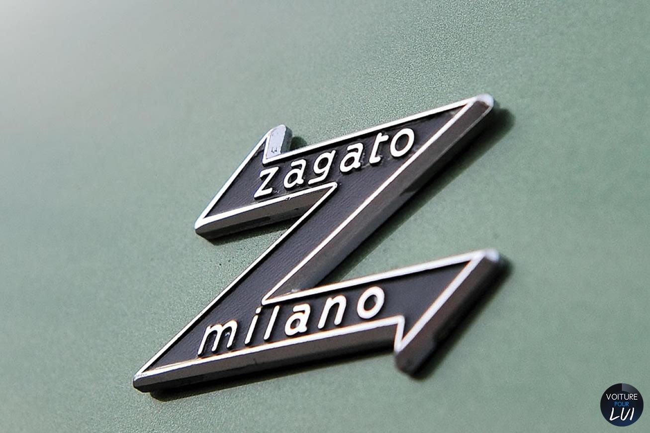 Flaminia Super Sport Zagato