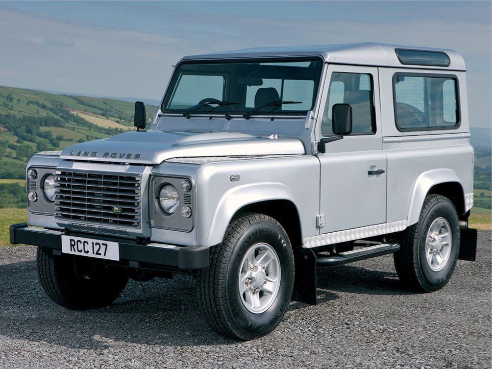 Land-Rover Defender photo