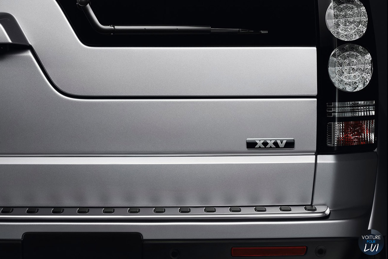 Land Rover Discovery XXV Edition