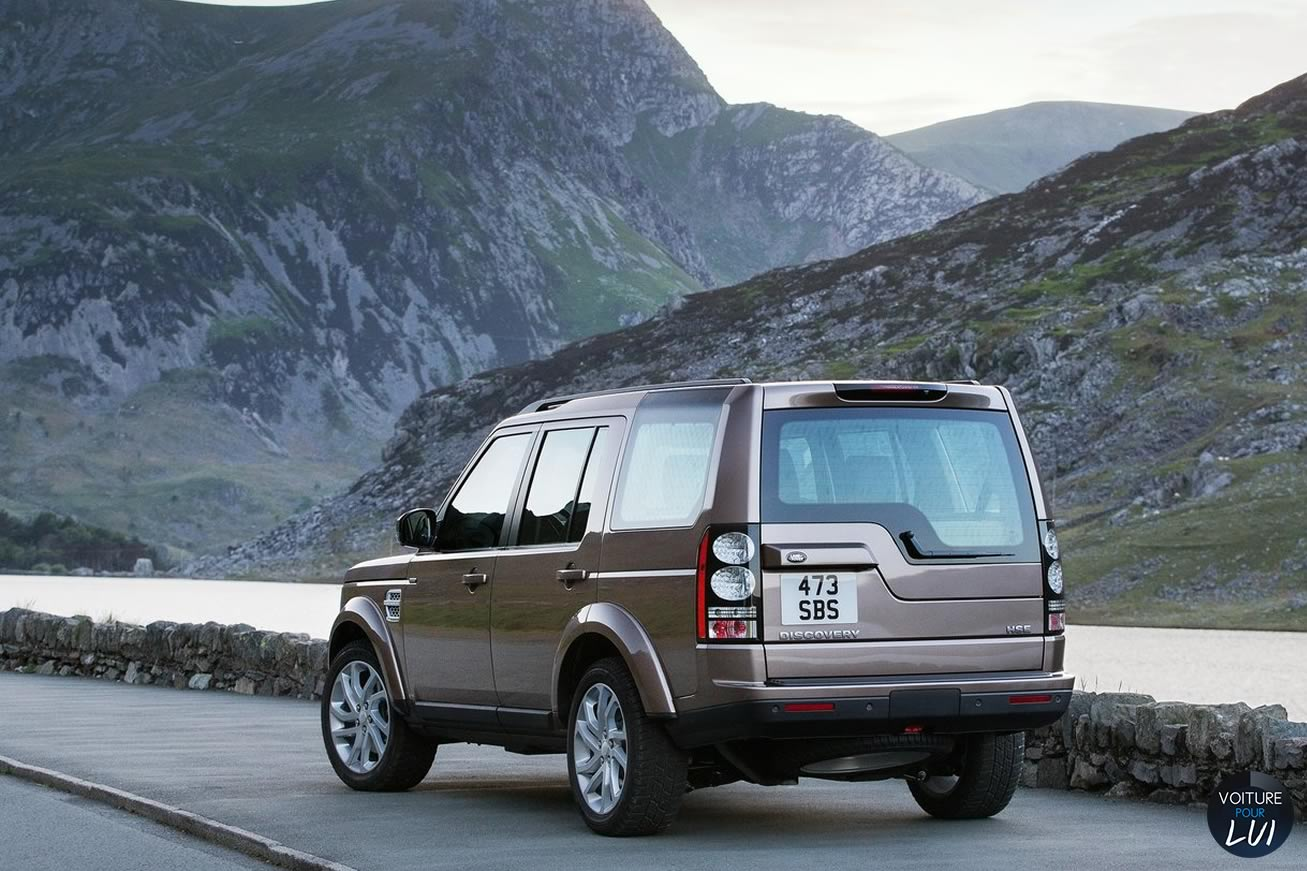 2010 Land Rover Discovery XXV Edition photo - 2