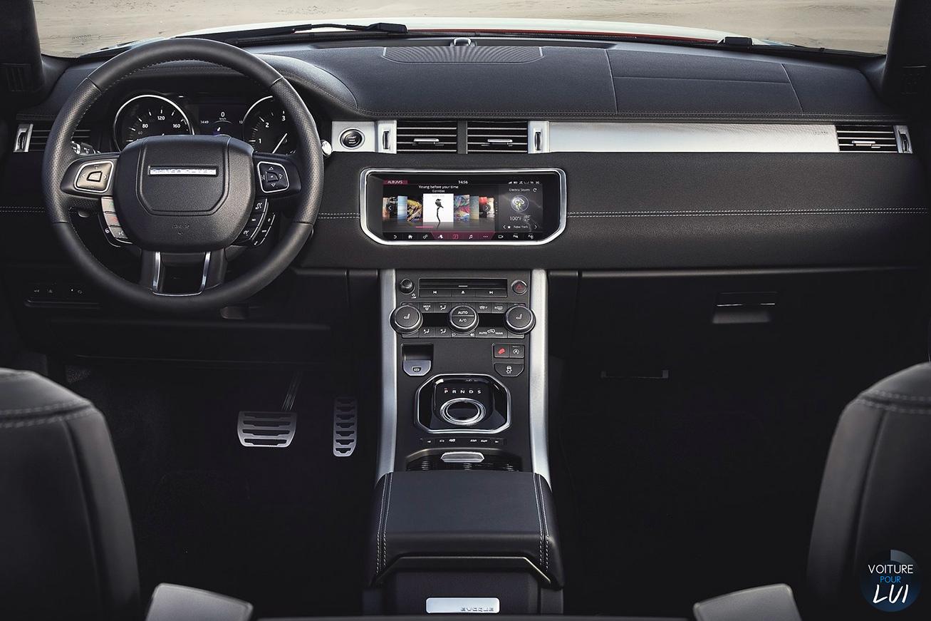 Land Rover Evoque Cabriolet