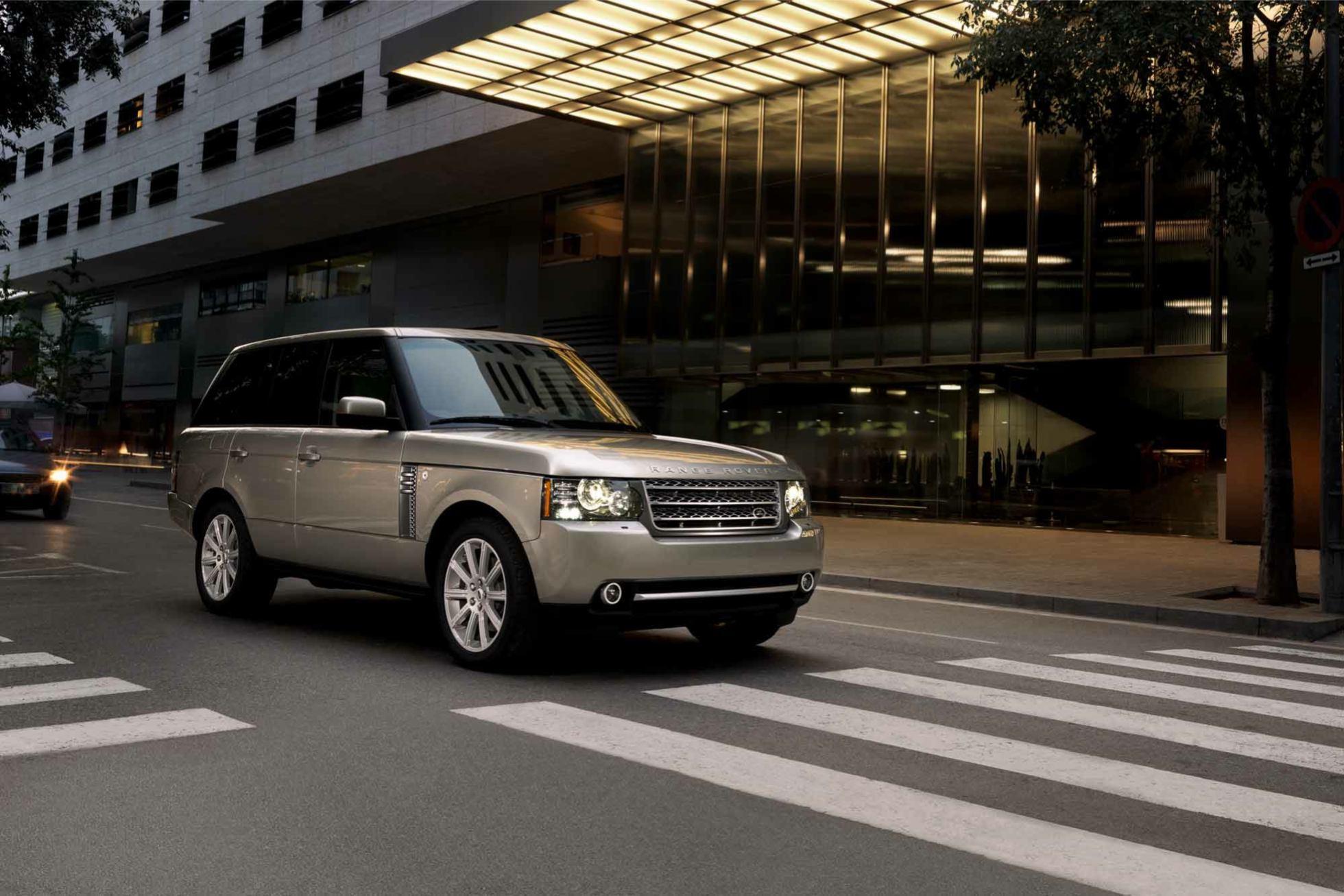 Les nouvelles photos de : Range-Rover-2010