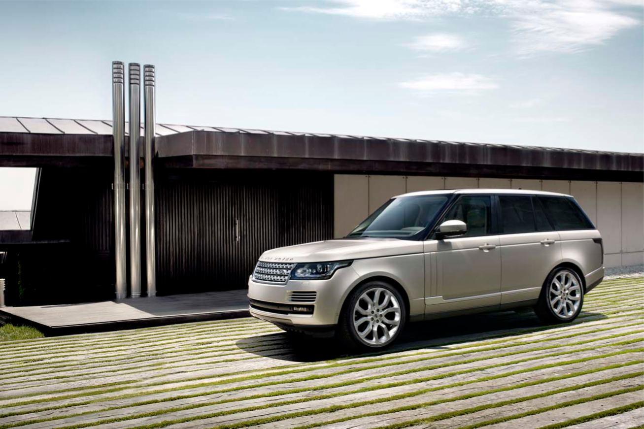 Les nouvelles photos de : Range-Rover-2013