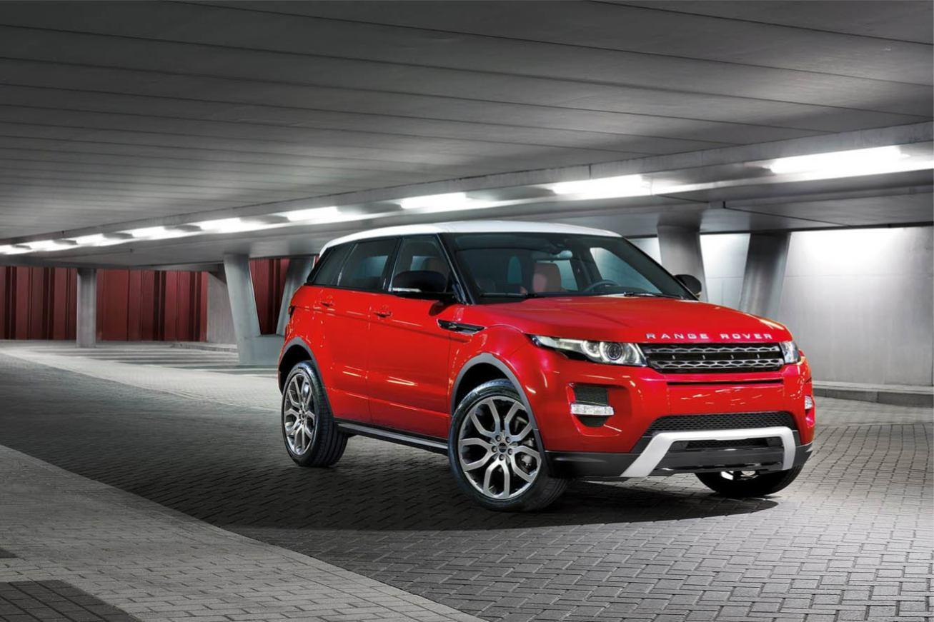 Les nouvelles photos de : Range-Rover-Evoque-5-portes