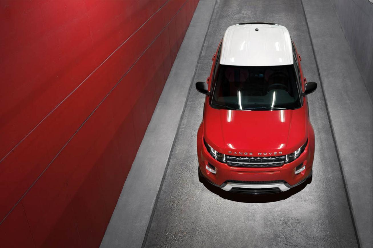 Land Rover Range Rover Evoque 5 portes