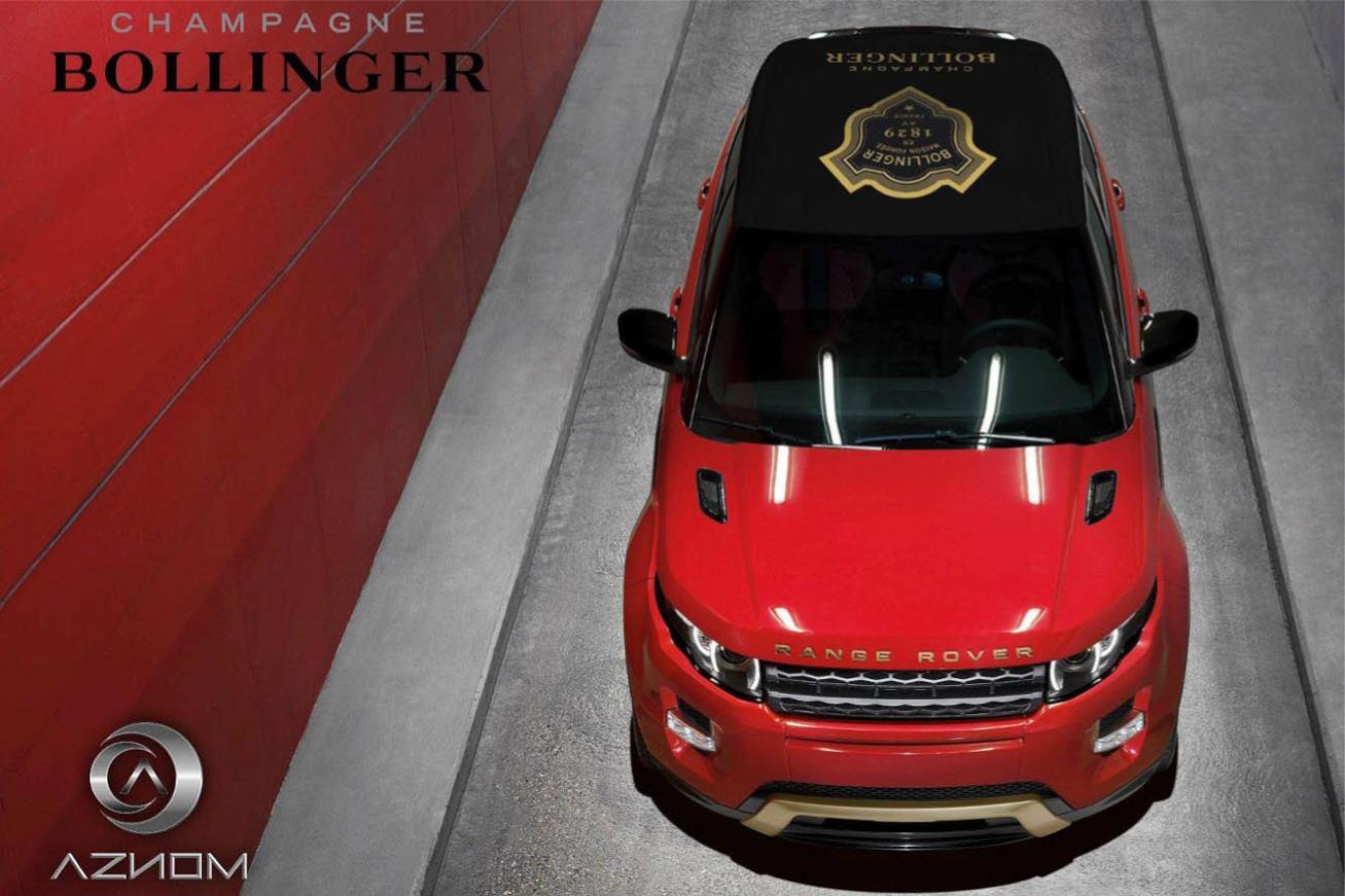 Les nouvelles photos de : Range-Rover-Evoque-Bollinger