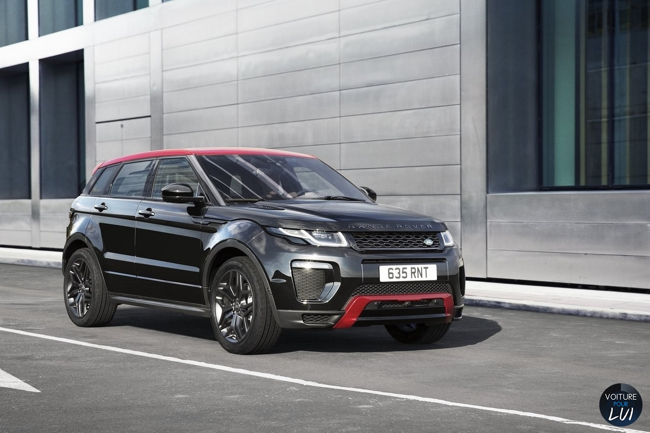 Nouvelle photo : Land-RoverRange-Rover-Evoque-Ember-Edition-2017