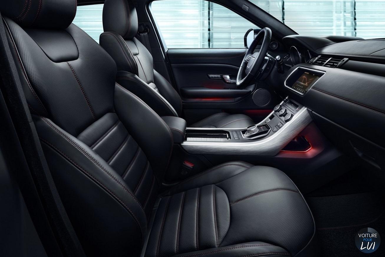 Land Rover Range Rover Evoque Ember Edition 2017