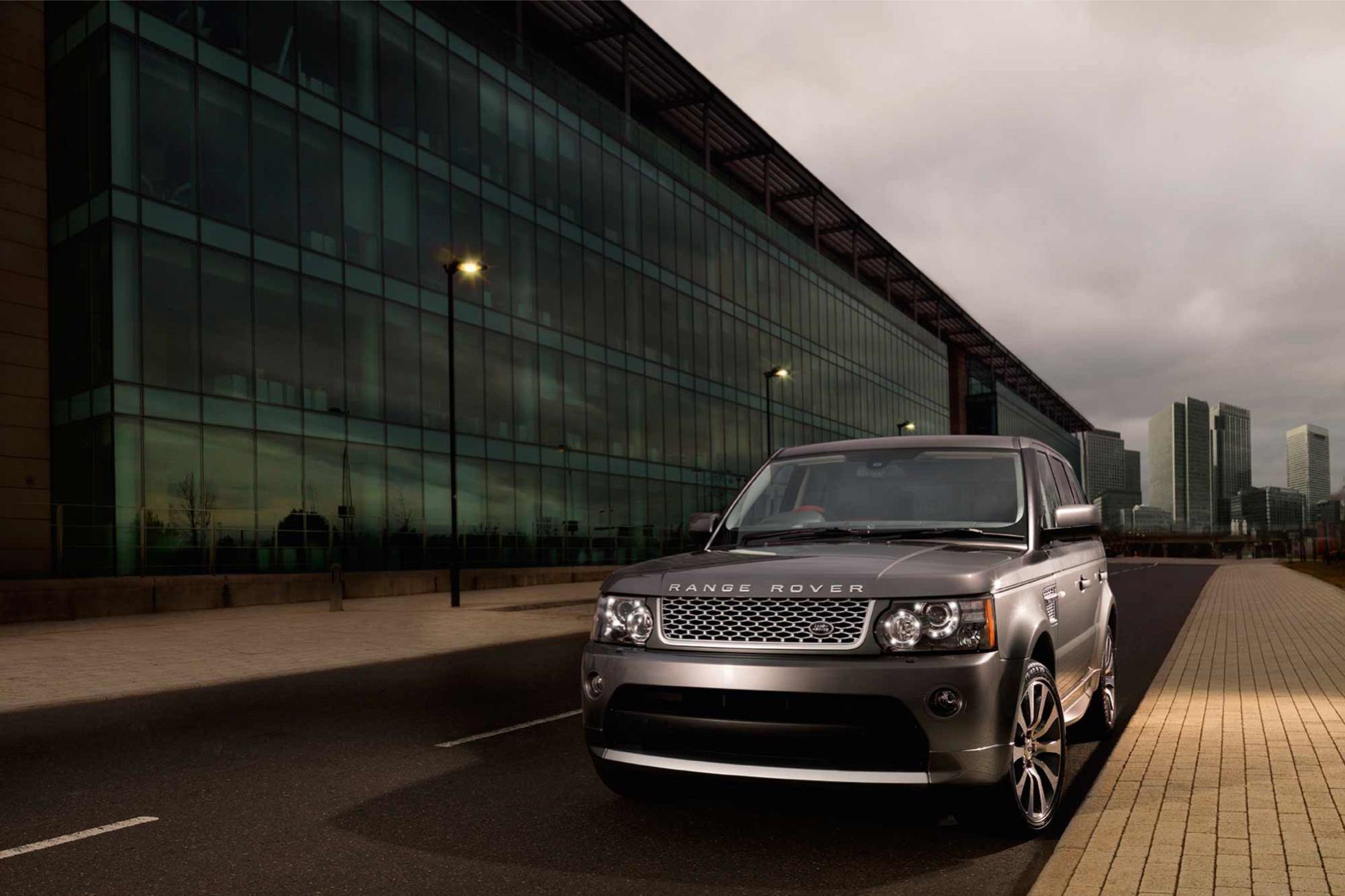 Les nouvelles photos de : Range-Rover-Sport-Autobiography
