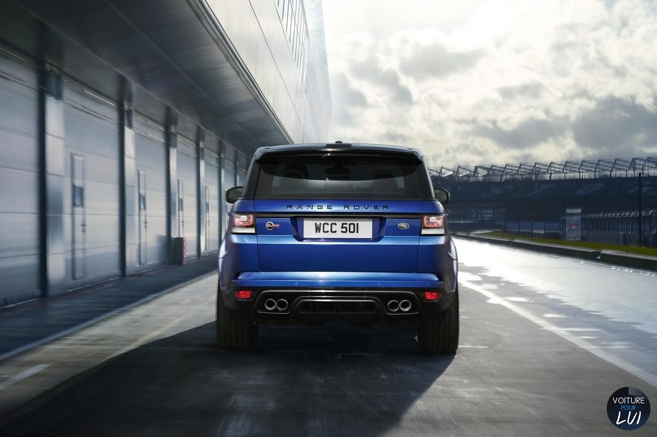 Land-Rover  RANGE ROVER SPORT SVR   Arriere  http://www.voiturepourlui.com/images/Land-Rover//Exterieur/Land_Rover_Range_Rover_Sport_SVR_011_Arriere.jpg