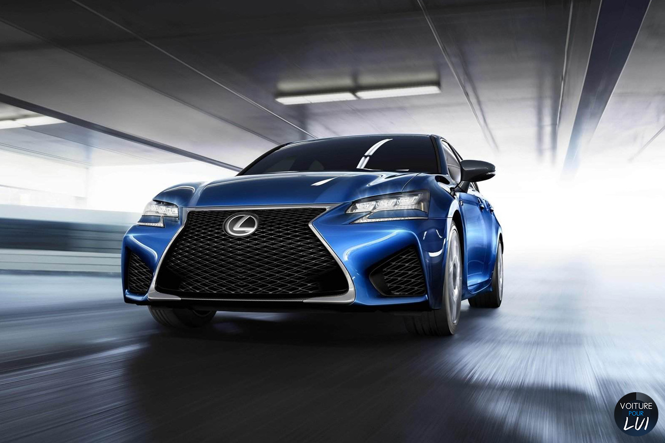 Nouvelle photo : LexusGS-F