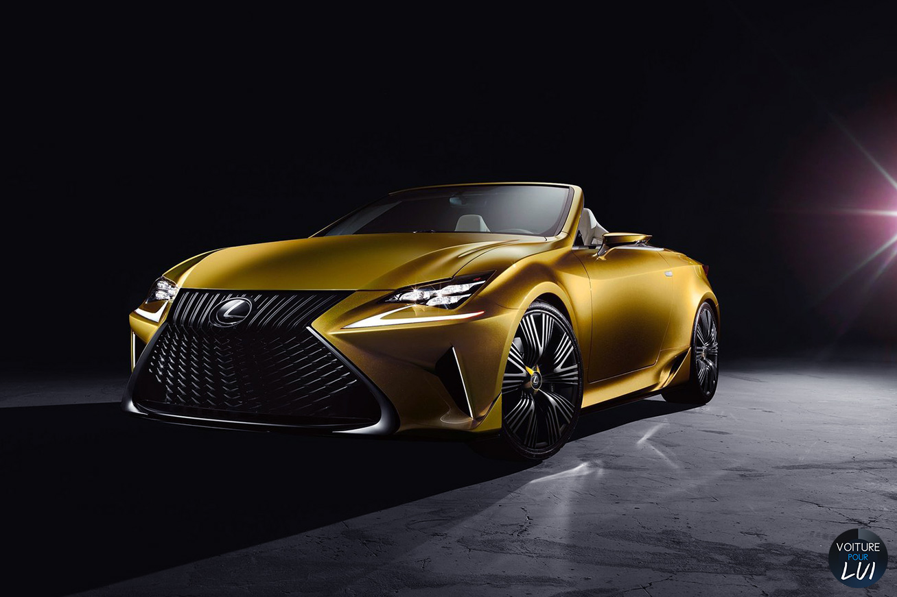Nouvelle photo : LexusLF-C2-Concept