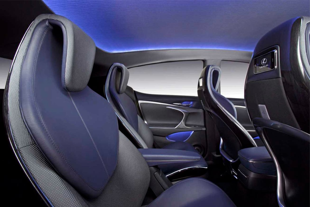 Lexus LF Ch Concept