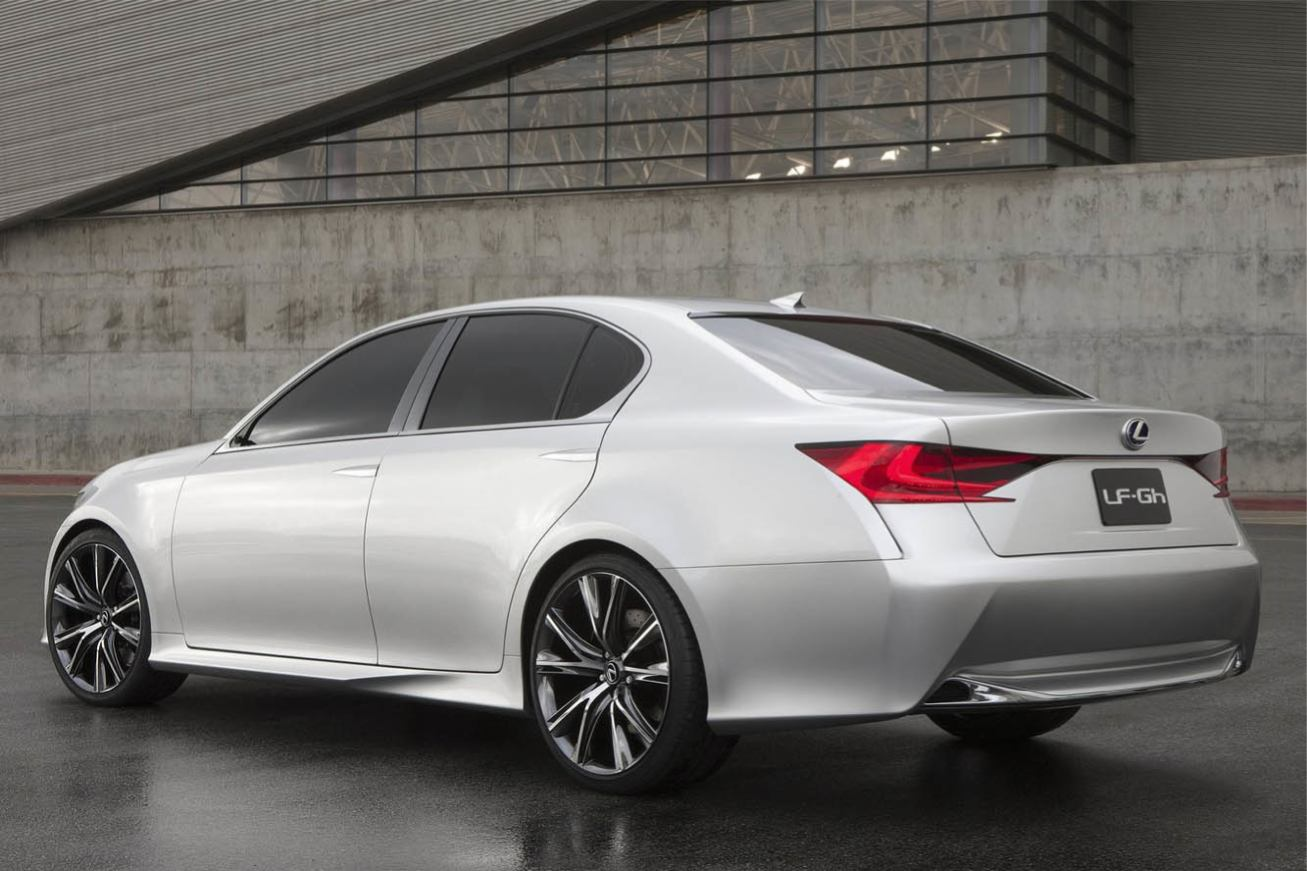 Lexus LF Gh Concept