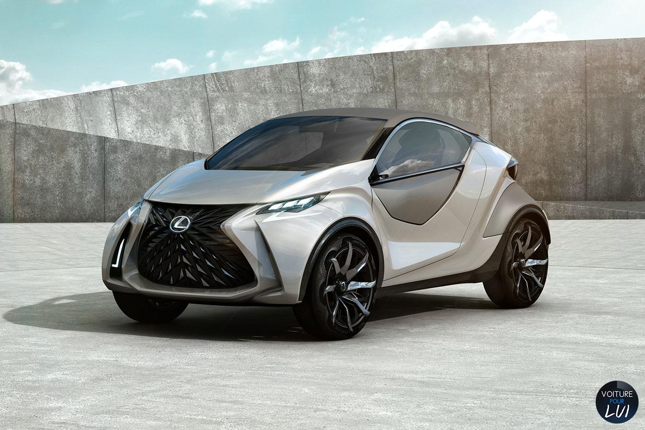 Nouvelle photo : LexusLF-SA-Concept