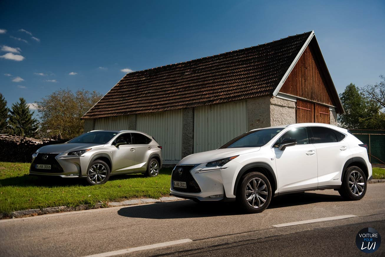 image lexus nx 300h f sport essai. Black Bedroom Furniture Sets. Home Design Ideas