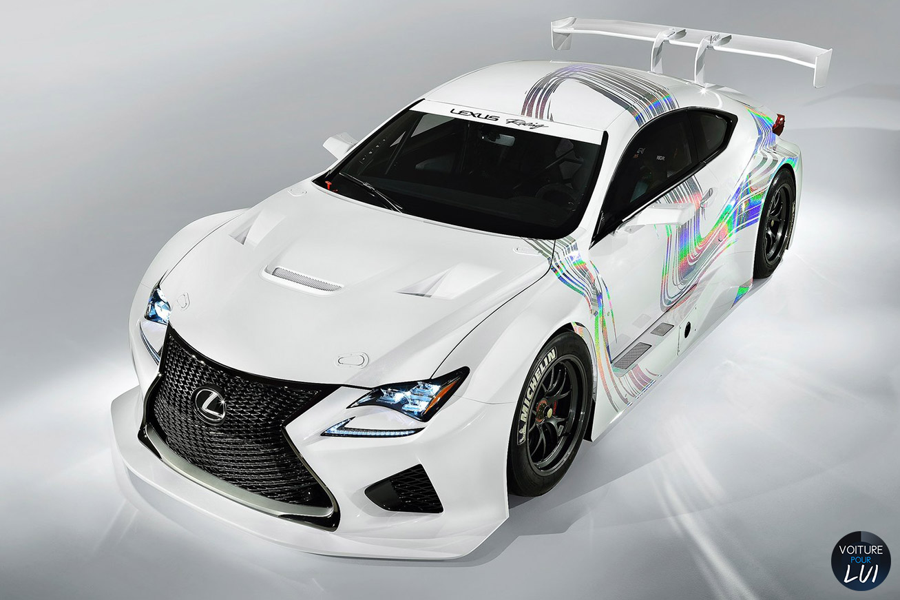 Nouvelle photo : LexusRC-F-GT3-Concept