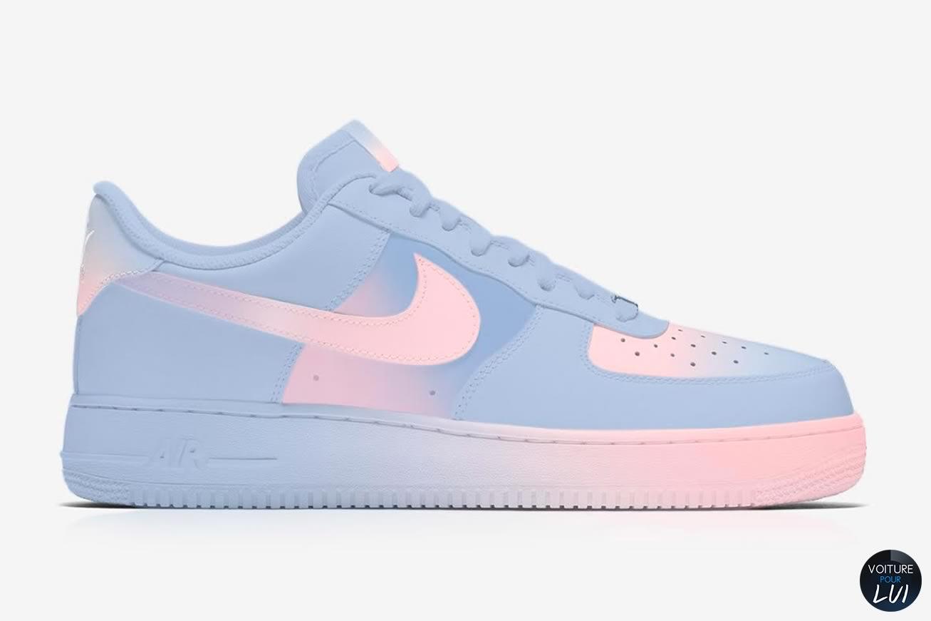 air force 1 couleur