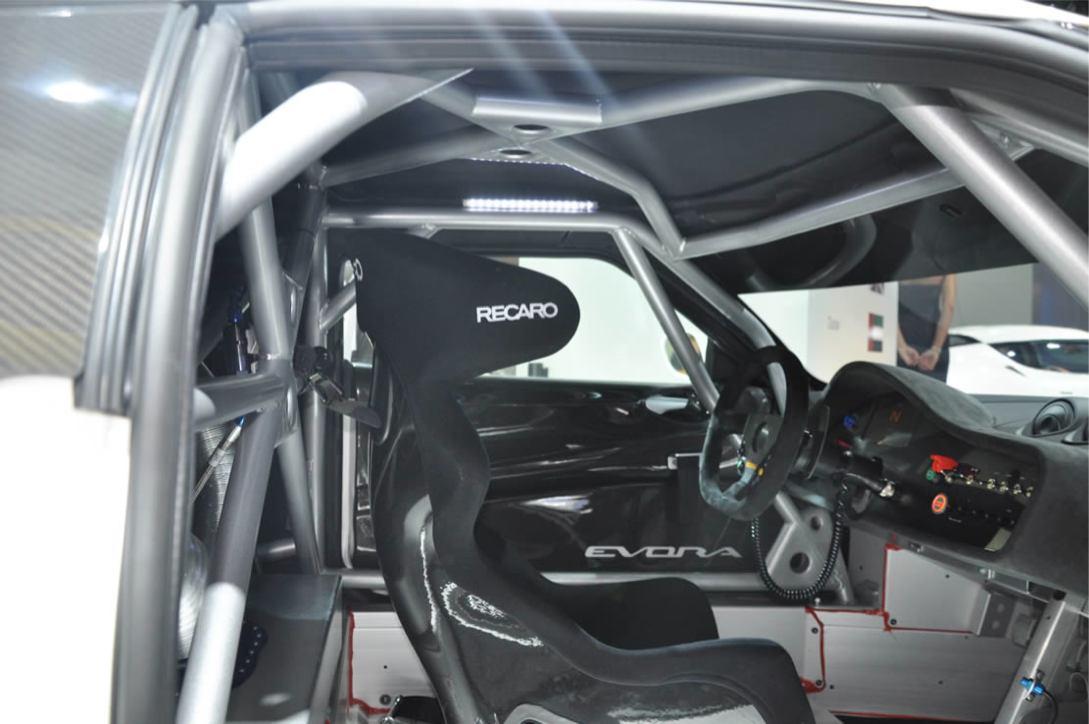 2010 Lotus Evora Type 124 Endurance Racecar – XXI Century Cars
