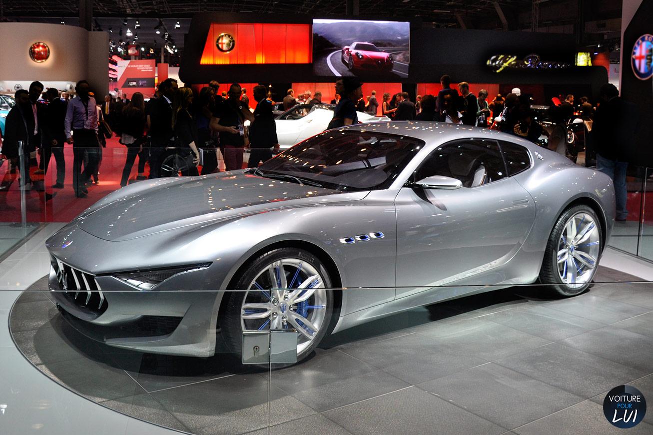 Les nouvelles photos de : Alfieri-Concept-Mondial-Auto-2014