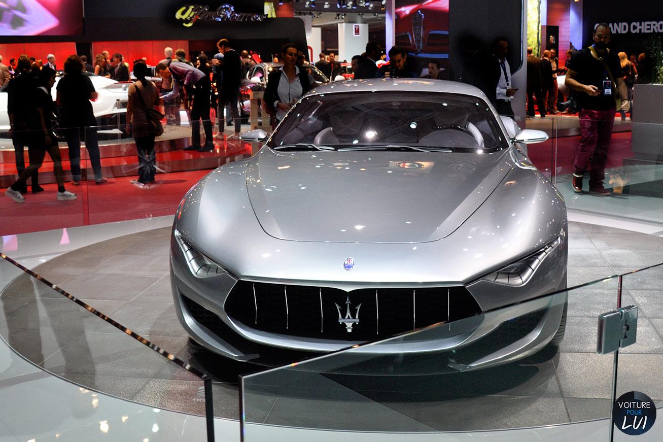 Maserati Alfieri Concept Mondial Auto 2014